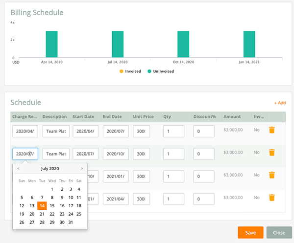 Changing-billing-schedule